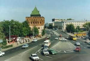 Gorky until 1991