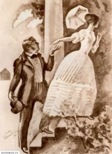 Oblomov and Olga
