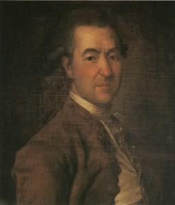 N.I.Novikov. Artist D. Levitsky.