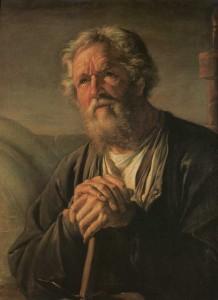 Artist V.Tropinin. 1823