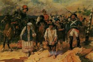 Artist G.Savitsky. 1920.