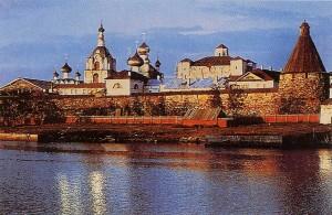 Solovki Monastery. XVI century.