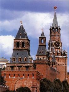Kremlin XV-XVII century.