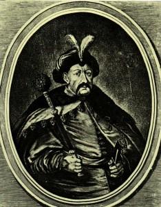 B. Gondiusa engraving. XVII.