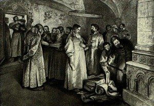 Lithography. 1865