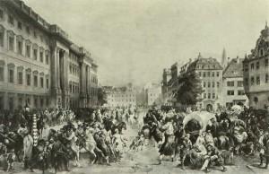 Phototype of the original A. Kotzebue. 1849