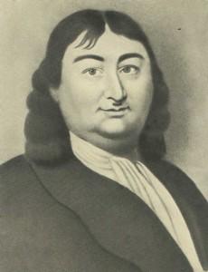 V. Bering. Unknown Artist. XVIII century.