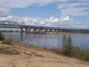 Bor bridge.