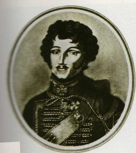 An engraving from the original A. Vitberg.
