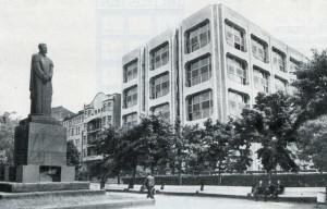 TASS building at Nikitsky gate