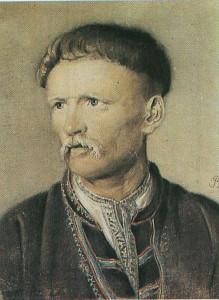 Artist V. Tropinin. 1920.
