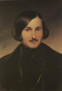 N. V. Gogol. Artist F.Moller. 1841.