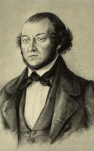 Artist P. Andreev. 1844.
