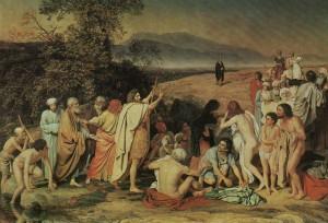 Artist A.Ivanov. 1837-1857.