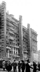 Construction development in the USSR
