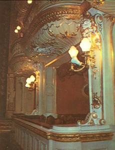 The Odessa Opera and Ballet House