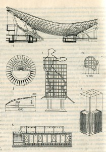 Searches of unity of a material, designs and a form in creativity of the winner of the state award and N. V. Nikitin's Lenin award