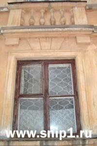 a window sill.