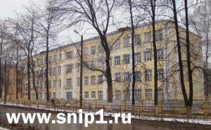 Building. Soviet period.