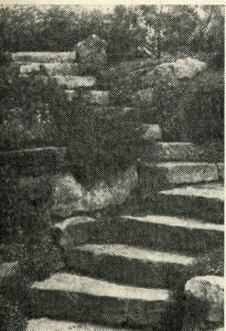 marble ladder