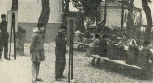 Boarding school № 1, Sukhumi.