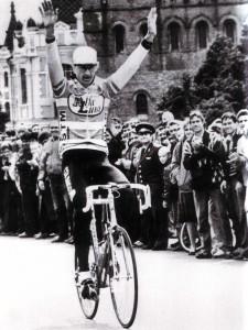 Siegreicher Endspurt von Dmitrij Konyschew