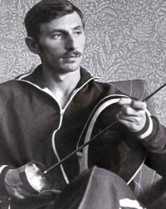 Wladimir Denissow, Silber bei der Olympiade in Montreal