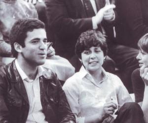 vZwei Stars: Kasparow-Rodnina