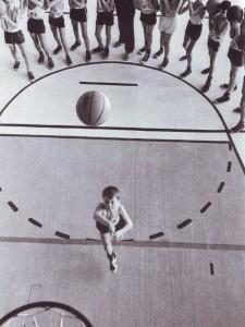 Вasketball-Unterricht