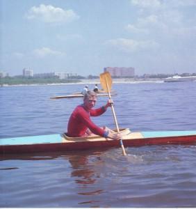Auf der Oka, Walerij Bogatow, Europameister