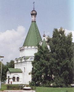 Die Michajlo-Archangelskij Kathedrale