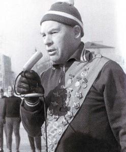Gennadij Piskunow, Verdienter Meister des Sports