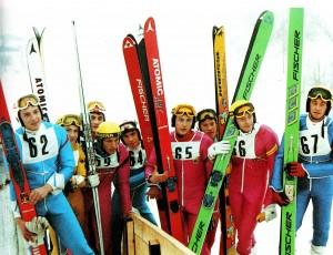 Die Auswahl von Nischni Nowgorod im Skispringen