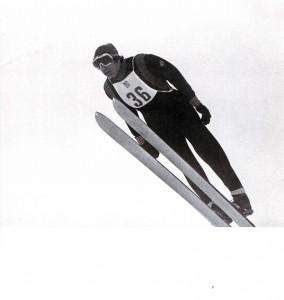 Michail Weretennikov, Rekordhalter auf der Sprungschanze von Nischni Nowgorod, mehrfacher Landesmeister