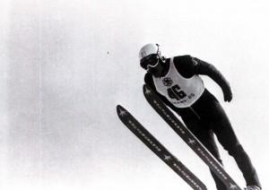 Alexander Majorow, Teilnehmer an drei Olympiaden in der Nordischen Kombination