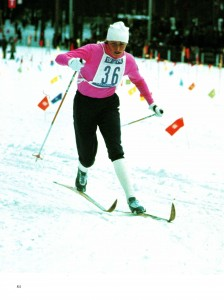 Alevtina Olyunina, Sapporo -72 Olympic and World champion