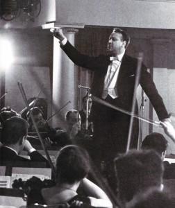 Kirill Kondraschin in der Philharmonie von Nischni Nowgorod