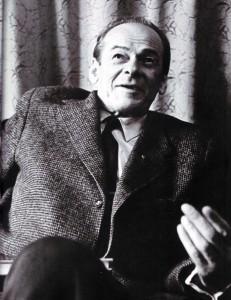 Der grosse Schauspieler Nikolaj Tcherkassow