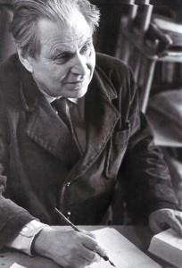 Schriftsteller Nikolaj Kotschin, 1957