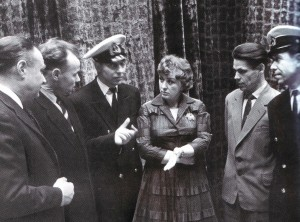Treffen hinter den Kulissen: Mironowa, Menaker und die Gebruder Gussakow