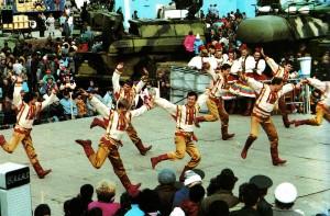 Es gibt keine Messe ohne Kulturveranstaltungen