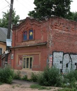 19th century brick house
