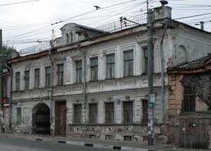 Street Elias 19. Nizhny Novgorod.