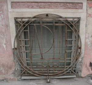 square window can be circular