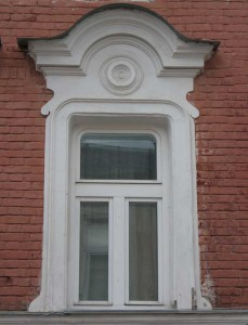 design of the window