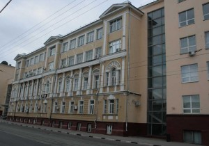 Building of Civil Engineering. Address: 603950, Russia, Nizhniy Novgorod, St. Elias, 65