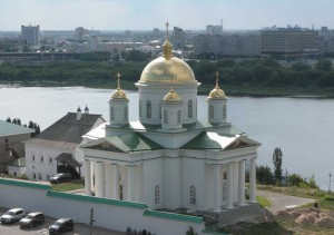 Alexievskaya Church (Alekseevskaya church)