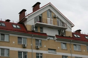 original roof.
