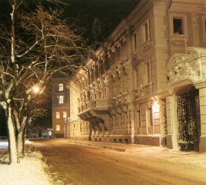 Former residence of merchants Rukavishnikovs.