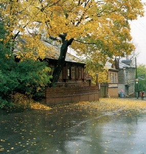 """Kashirin house"" is the museum of M.Gorky childhood."